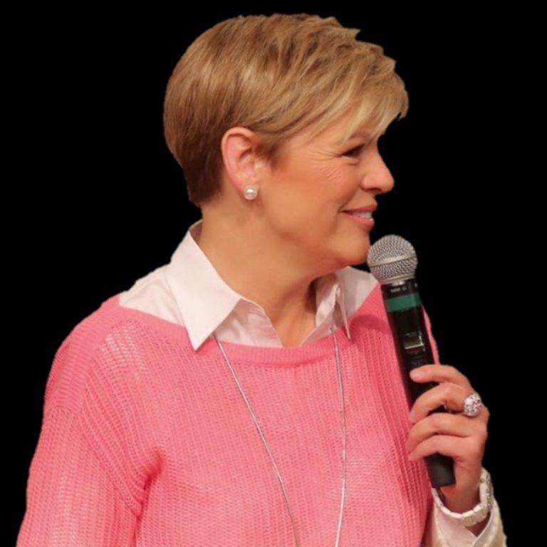 Oração em Línguas – Nancy Dufresne
